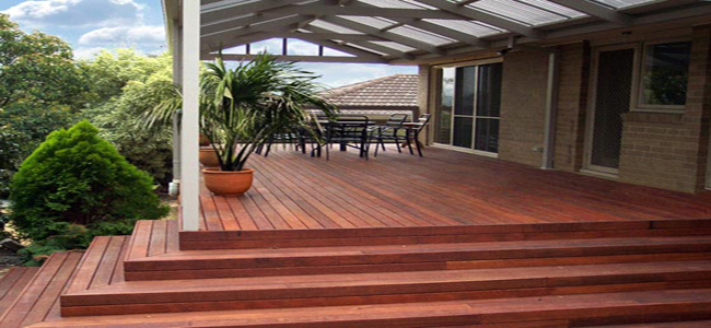 Hardwood Decking 171 Sabra International